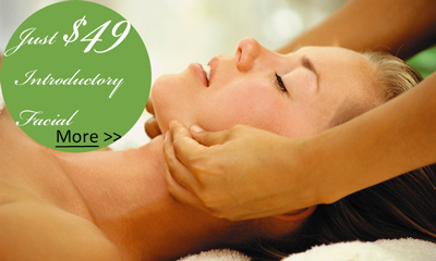 Facial Scottsdale & Phoenix | Intro Facial | New Serenity Spa
