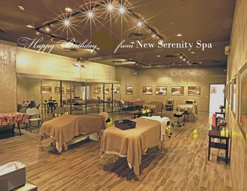 New Serenity Day Spa - Facial, yoga, waxing and massage blog